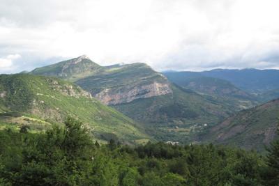 Élaboration du DOCOB du site Natura 2000 des Baronnies (26)