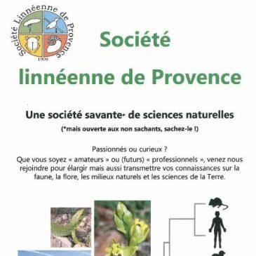 La société linnéenne de Provence